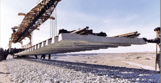 ٣٥٠ ميليون دلار در مسير راه آهن