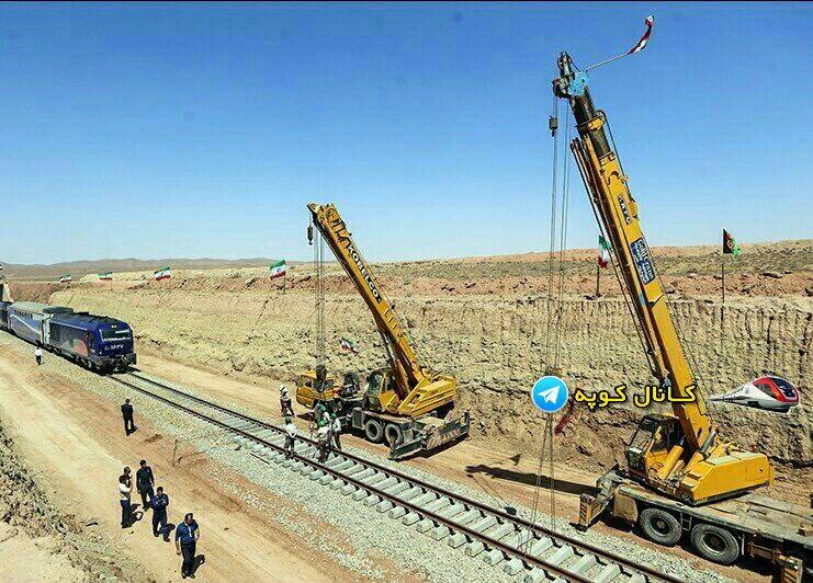 یک هفتم پروژه های ریلی در حال انجام کشور مربوط به خراسان رضوی است