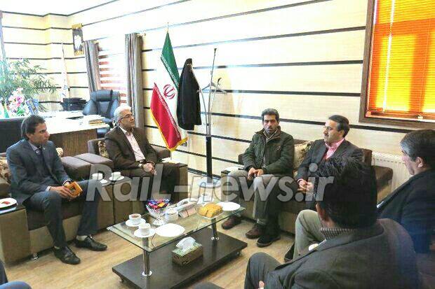 انتقال ۱۰ هزار تن زغالسنگ البرز شرقی شاهرود با قطار به اصفهان