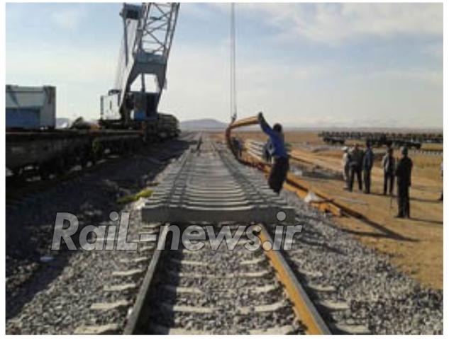 اختصاص ۱۱۵ میلیارد تومان اعتبار به پروژه راه آهن بوشهر - شیراز