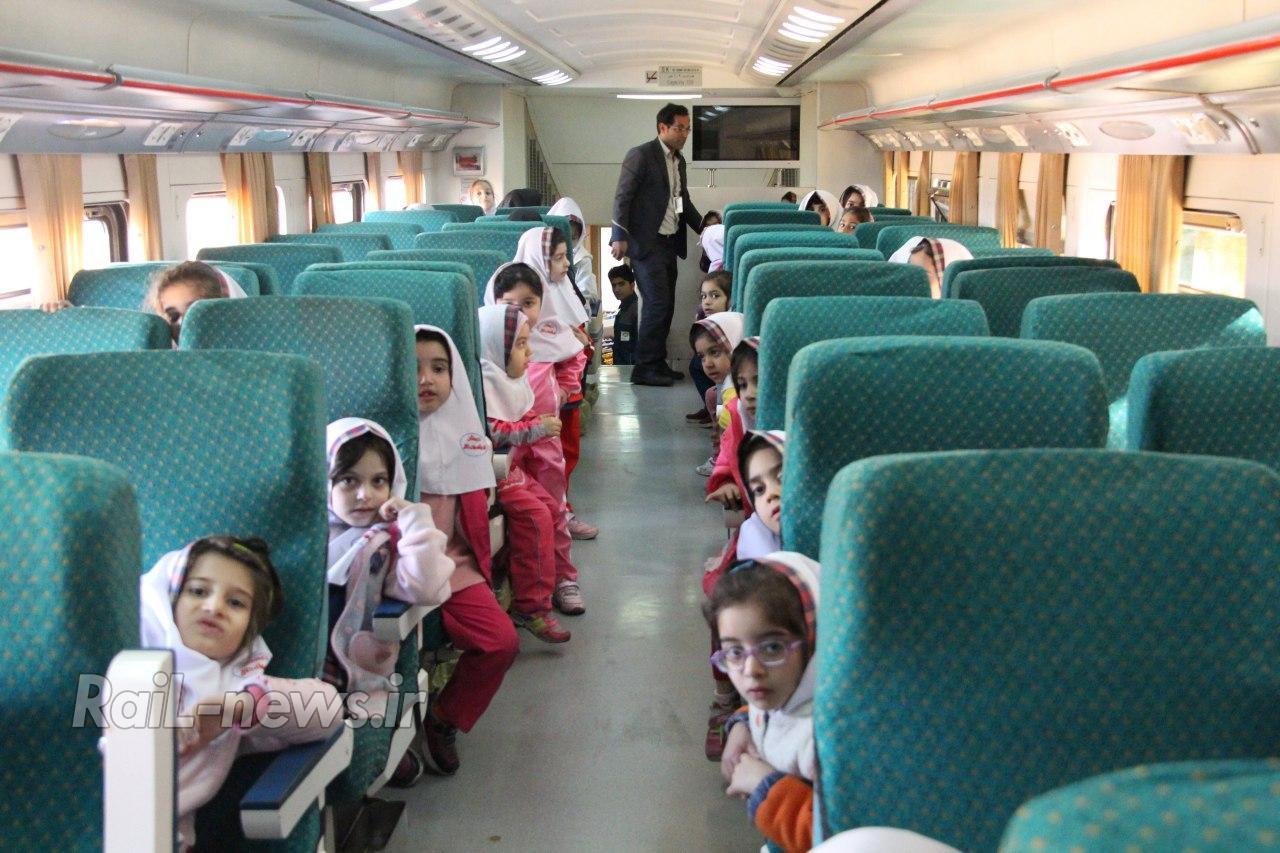 احیای خط قطار مسافری پاکستان - ایران