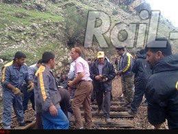 پیمانکار راه آهن آذربایجان شرقی تغییر کرد؛ کارگران طلبکار باقی ماندند