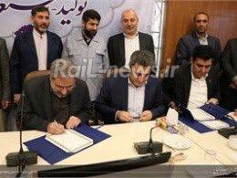 تفاهم نامه احداث راه آهن مسجد سليمان به شوشتر رسيد