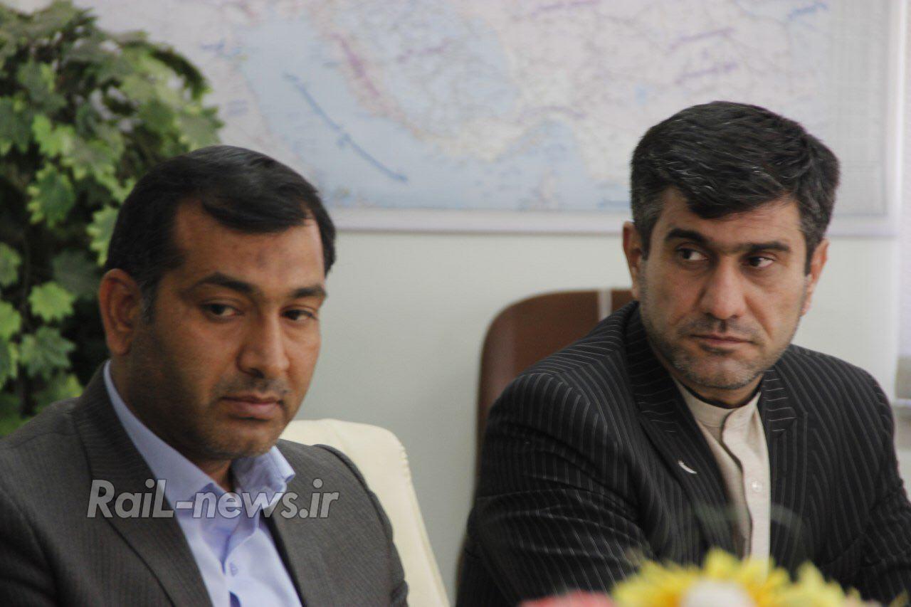 نرمال كردن خط زاهدان ميرجاوه باعث انتقال عمق استراتژيك تجارت با پاكستان به ميرجاوه خواهد شد
