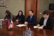 طرح راه آهن ایران-ارمنستان مستلزم سرمایهگذاری مشترک/ گام اول را ایروان بردارد گام بعدی را ما برخواهیم داشت