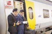 استخدامی رئیس قطار مسافری شرکت سفیر ریل آسیا