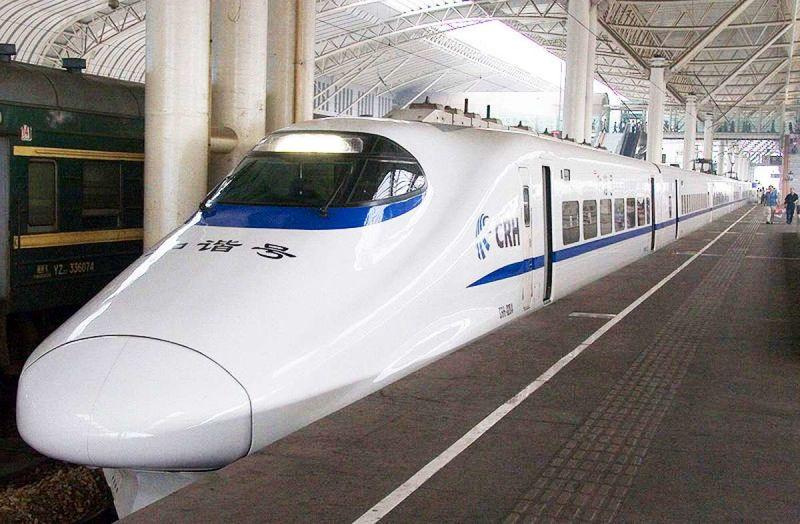 قطارها ((فشنگى)) چين، اوج راحتى و سرعت