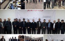 نظر مساعد و موافقت مسئولین با تکمیل شبکه ریلی منطقه سنگان