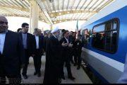 اتصال راه آهن کرمانشاه به شبکه سراسری