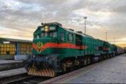 قطار گردشگری ویژه نوروز در اردستان توقف می کند
