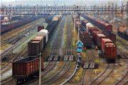 بارگيرى در راه آهن شرق ٢١ درصد رشد داشته است