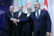 جزییات توافقات وزیران امورخارجه ایران، ترکیه، آذربایحان و گرجستان در باکو