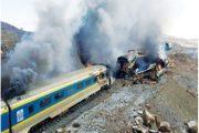 90 درصد حوادث ریلی خطای انسانی است/ آخرین جزییات قطار سریعالسیر تهران – قم – اصفهان