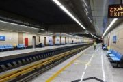 خط یک متروی تهران پنجشنبه آخر سال رایگان است