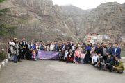 گردشگر روس: سفر به ایران بسیار لذتبخش است