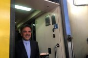 آینده توسعه حملونقل ایران باید در بخش ریل باشد
