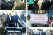 200 کرمانشاهی بصورت رایگان با قطار امروز راهی مشهد می شوند