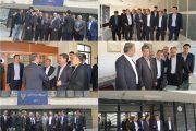 بازدید دکتر شهریاری استاندار آذربایجان غربی از پایانه ایستگاه رازی