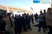 رئیس جمهور قطار کرمانشاه را رسما راه اندازی کرد