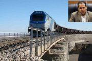 احداث خط دوم بافق _ زرین شهر با 88 درصد پیشرفت