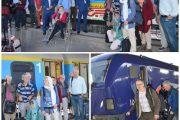سومین تور بین المللی ویژه عکاسی از راه آهن ششمین روز سفر خود وارد اصفهان شد.
