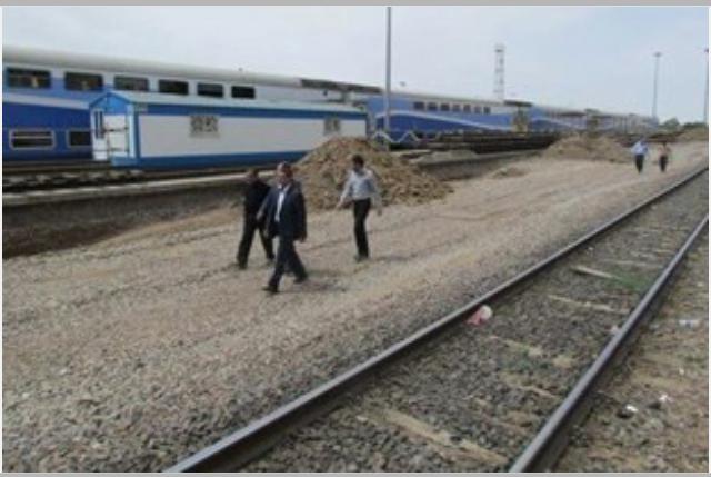 فاز دوم راه آهن کرمانشاه تا خسروی حدود ۲۸ درصد پیشرفت فیزیکی دارد