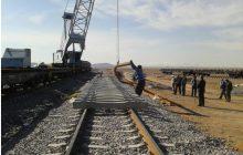 راهآهن مراغه-ارومیه در آخرین مراحل احداث