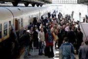 جابجایی 12 میلیون مسافر در مسیر ریلی مشهد
