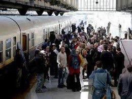 تاخیر قطارها در راهآهن تهران بهدلیل نبود لکوموتیو !