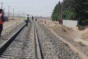بازدید استاندار فارس از پروژه نیمه تمام راهآهن یزد-اقلید