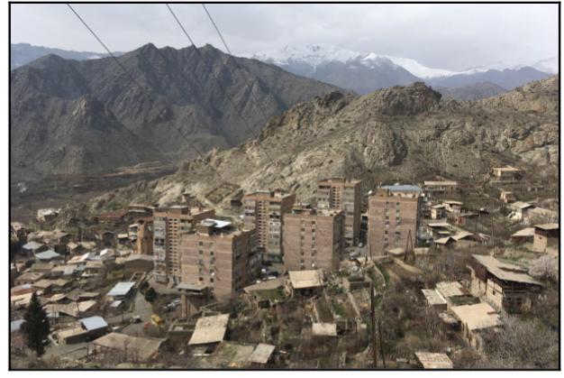 ایروان و باکو برای حمل کالاهای ریلی ایران رقابت می کنند