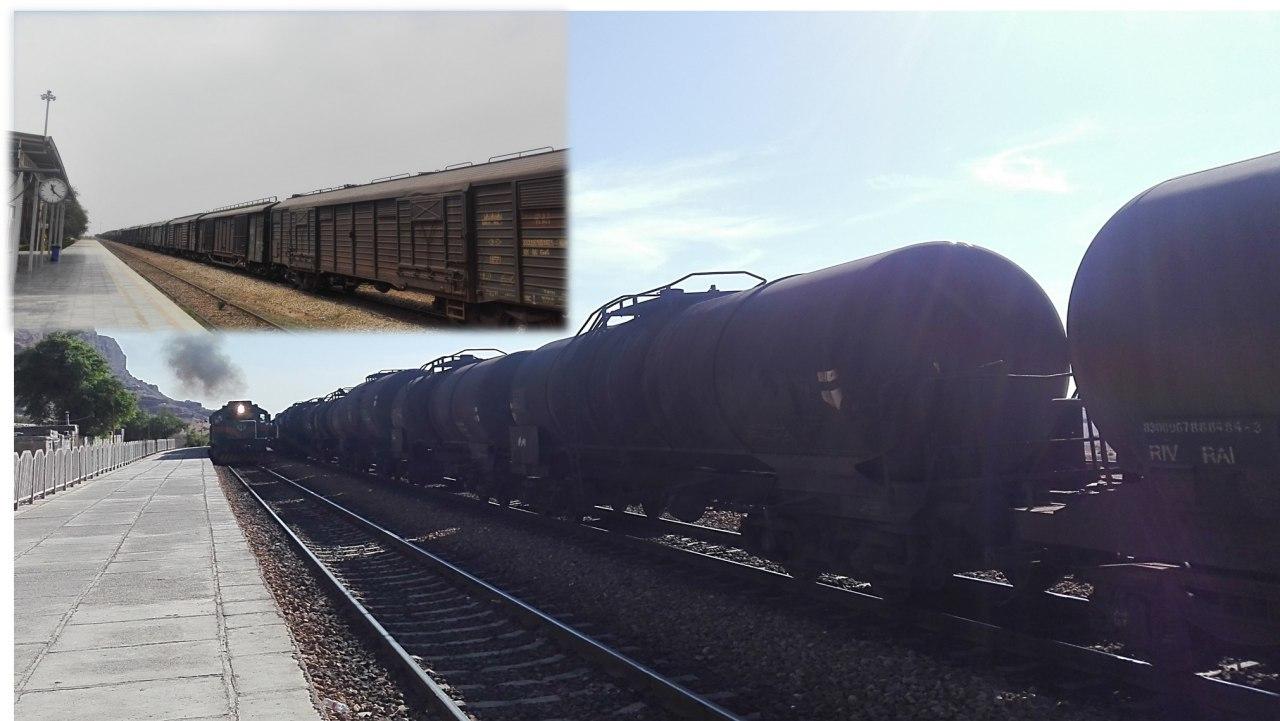 افزایش چشمگیرمیزان بارگیری وتخلیه دراداره کل راه آهن زاگرس