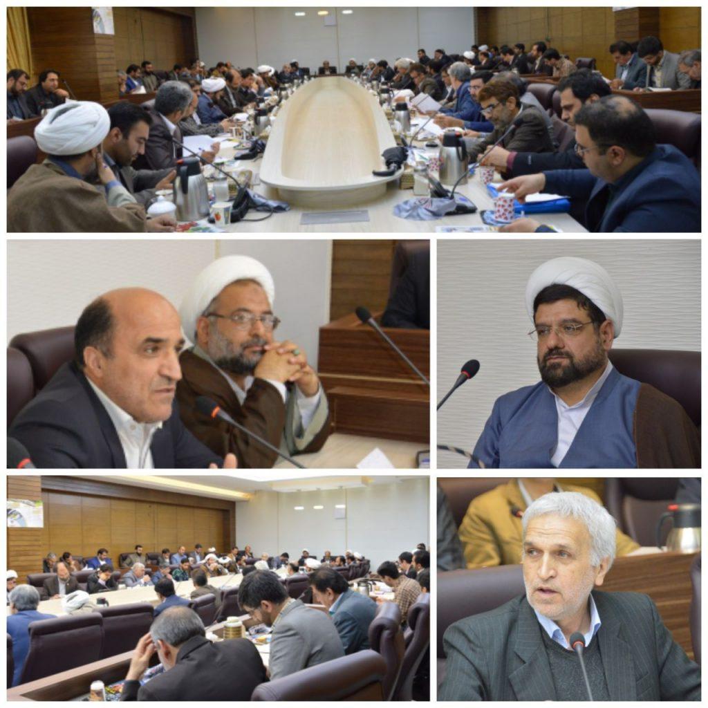 اولین گردهمایی دبیران ستاد اقامه نماز دستگاههای اجرایی استان اصفهان