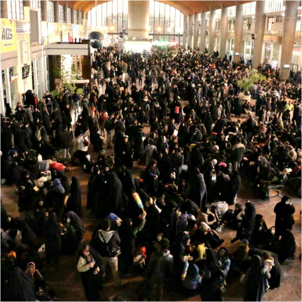افزایش 8 درصدی جابجایی مسافر در راه آهن خراسان در نوروز 97
