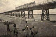 راه آهن جنوب خوزستان به شمال (واقع در خوزستان)  ثبت ملی شد.