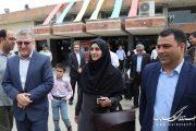 رئيس سازمان ملی استاندارد ايران از ایستگاه راه آهن گرگان عازم تهرانگردید.