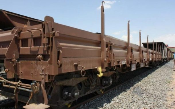 ساخت ۱۰۰ واگن باری لبه کوتاه در واگن پارس اراک