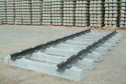 تولید تجهیزات زیرساختی صنعت ریلی بدون وابستگی به خارج و توان صادرات محصولات