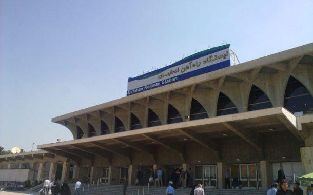راهآهن اصفهان در رتبه نخست تخلیه بار کشور