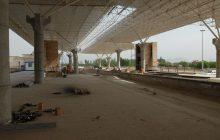 ساختمان ایستگاه راه آهن ارومیه تا پایان خرداد امسال تحویل میشود