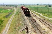 رشد صادرات کالای ایرانی با فعال شدن کریدورهای ریلی
