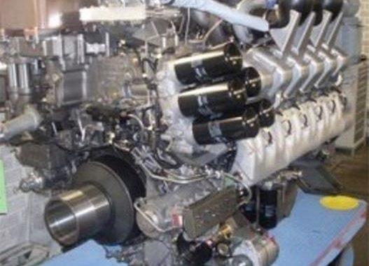 رونمايي از موتور ديزل ملي با قدرت ۱۳۰۰ اسب بخار