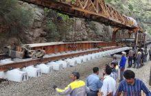 ٢١٠٠میلیارد ریال برای بازسازی راه آهن سراسری لرستان هزینه شد