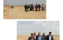 بهره برداری از پروژه اتصال گمرک استان قم به شبکه ریلی