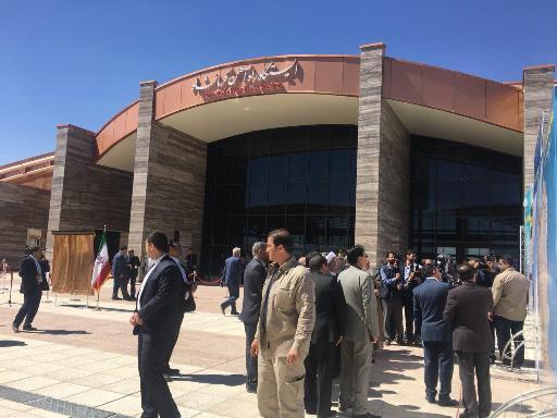 استقبال مردم کرمانشاه از قطار رو به افزایش است