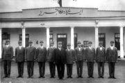 عکس تاریخی از راه آهن تبریز  1308