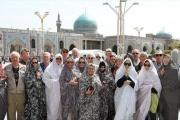 سفر ریلی زائران خارجی به مشهد 11 درصد افزایش یافت + عکس