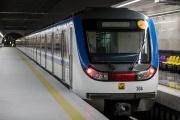 سرویس دهی خط 5 مترو تهران از ساعت ۴:۳۰ صبح یکشنبه ۱۷ تیر ۹۷