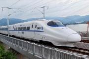 طولانیترین راه آهن پر سرعت چین با 343 کیلومتر به زودی راه اندازی می شود