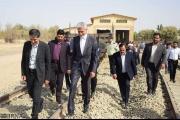 اختصاص بیش از هزار میلیارد تومان برای اتمام راه آهن چابهار – زاهدان / جابجائی ریلی زائران پاکستانی